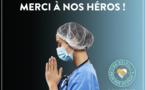 """Solikend lance une opération """"nuit solidaire"""" pour soutenir les soignants"""