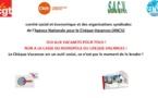 Vers la fin du monopole de l'ANCV sur le titre Chèque-Vacances ? Les syndicats disent non au secrétaire d'Etat