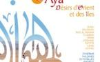 Aya Désirs d'Orient : brochure distribuée aux alentours du 15 septembre 2012