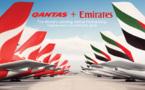 Emirates et Qantas signent pour dix ans