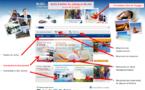 Bleu Voyages mise sur le web pour attirer sa clientèle affaires vers son offre loisirs