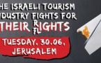 Israël: Toute l'industrie du voyage mobilisée pour la réouverture du ciel ce mardi 30 juin