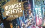 Salaün Holidays fait paraître sa nouvelle brochure Voyages de fêtes