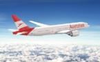 Programme de vols : Austrian Airlines monte en charge jusqu'à fin octobre
