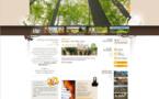 Le CDT de l'Allier thématise son site Internet