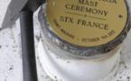 MSC Croisières : le Preziosa baptisé en mars 2013