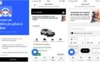 Uber Rent : le service location auto d'Uber débarque en France