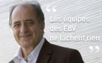 """EDV : """"l'été sera chaud, nous ferons tout pour qu'il ne soit pas meurtrier"""", selon Jean-Pierre Mas"""