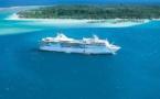 Polynésie : les passagers du Paul Gauguin vont pouvoir débarquer