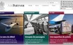 Air Partner lance une nouvelle version de son site Internet