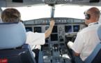 L'emploi dans le transport aérien a fortement stagné en 2012