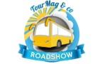 """TourMaG&CO Road Show vend """"au cul du camion"""" pour son 1er départ !"""