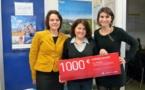 Aéroports de Lyon récompense les agences de voyages partenaires
