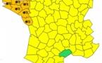 Neige : 7 départements français en alerte orange pour la nuit de jeudi à vendredi