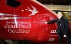 Thalys : Jean-Paul Gaultier a signé une rame