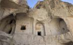 Les merveilles rupestres de la Cappadoce /crédit JDL