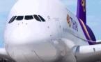 Thai mise sur l'A380 pour la reprise de la Thaïlande et l'envol de la Birmanie