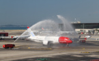 Nice : le B787 Dreamliner a atterri samedi 6 juillet 2013