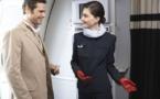 Etude : plus d'un tiers des hommes fantasment sur les hôtesses de l'air