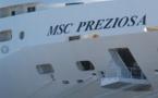 MSC Croisières : des navires sur les traces des paquebots transatlantiques en novembre 2013
