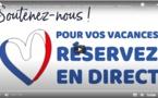 """Opération """"Je choisis la France"""" : Contact Hôtels sensibilise les clients à la réservation en direct"""