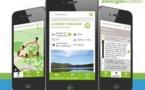 """Auvergne : le CRDT lance l'application """"Auvergne Outdoor"""""""
