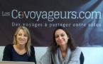 Talents du CERED : LesCovoyageurs.com, l'agence de voyages pour célibataires et familles monoparentales