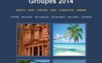 Aya Désirs d'Orient et des Îles : Arménie et Ouzbekistan en nouveautés dans la brochure Groupes 2014