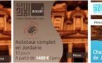 Jordanie : campagne de communication web jusqu'à fin septembre 2013