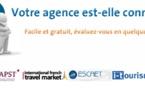 Agences de voyages : on vous attend nombreux à la présentation de la matrice d'évaluation !