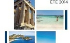 """Heliades publie sa brochure """"Avant-première 2014"""" pour la Grèce et la Sicile"""