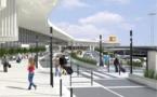 Orly : ADP réaménage l'accès routier au niveau Départs du Terminal Ouest