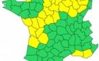 Météo France : 3 départements du Nord en vigilance orange aux fortes pluies