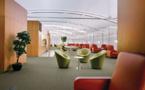 Air Canada : un nouveau salon design à l'aéroport de Francfort