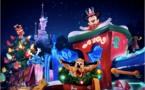 Du 13 novembre 2021 au 9 janvier 2022, Disneyland Paris s'enveloppera de la magie de Noël pour faire rêver petits et grands - DR : Disneyland Paris