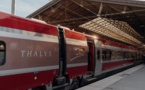 Thalys a présenté ses nouvelles rames plus confortables et respectueuses de l'environnement - Thalys