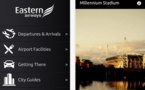 Eastern Airways lance son application pour iPad et iPhone