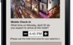 Marriott Hotels : l'enregistrement mobile est désormais possible dans le monde entier