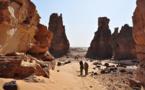 Réveillons insolites : un Nouvel An 100% à pied dans le désert tchadien