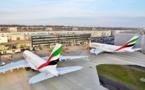 Emirates met en service deux nouveaux Airbus A380