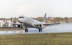 Airbus : American Airlines réalise son premier vol avec son A321T