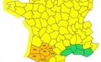 Crues : 7 départements du Sud-Ouest en alerte orange