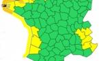 Vagues-submersion : le Finistère et les Côtes-d'Armor en alerte orange