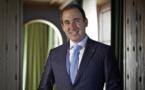 Oetker Collection : Duarte Bon de Sousa nommé DG du Château Saint-Martin & Spa