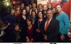 La Française des Circuits : une vingtaine d'agents présents au dîner océanien