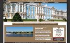 Tsar Voyages dédie un site web aux croisières en Russie