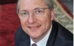 Evian : Laurent Roussin nommé Directeur Général de l'Hôtel Royal