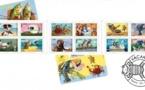 La Poste prépare un carnet de timbres pour les vacanciers