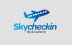 Skychekin, nouvelle application pour s'envoyer en l'air dans les avions