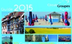 France : Circuitgroupes édite sa brochure 2015